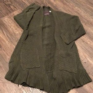 Anthropologie Guinevere Knit Cardigan